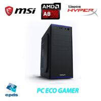 PC ECO GAMER A8 8GB SSD